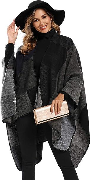 Amazon.com: Epsion - Chaqueta de color para mujer, talla ...