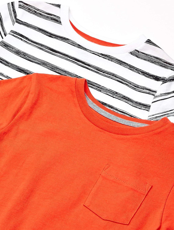 Marque Spotted Zebra 5-Pack Short-Sleeve T-Shirts Gar/çon