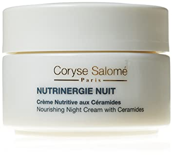 Coryse Salome - Competence Hydratation Nourishing Night Cream (Dry or Very Dry Skin) - 50ml/1.7oz Acne Tweezers Black Head Pimples Removal Blackhead Comedone Acne Extractor,bend head