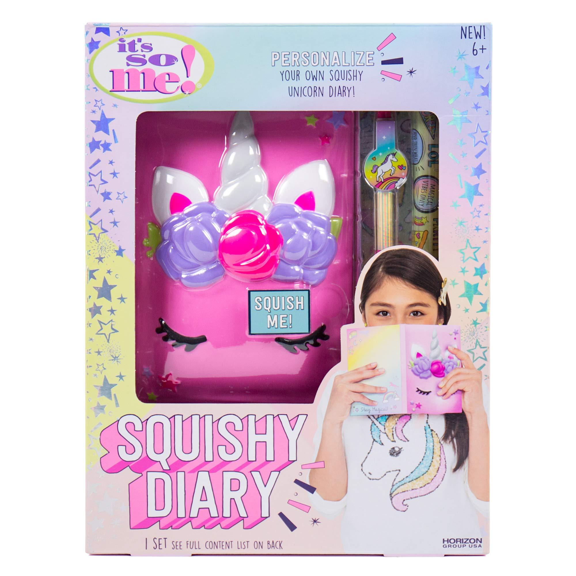 It's So Me!!-Squishy Diary