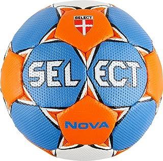 Derbystar Select Ballon de Handball Nova Blau-Orange-Weiss 3