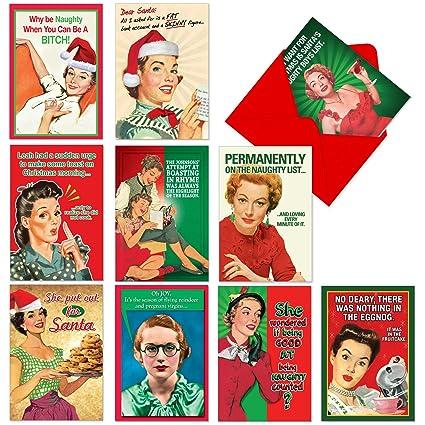 Girl naughty santa merry christmas opinion