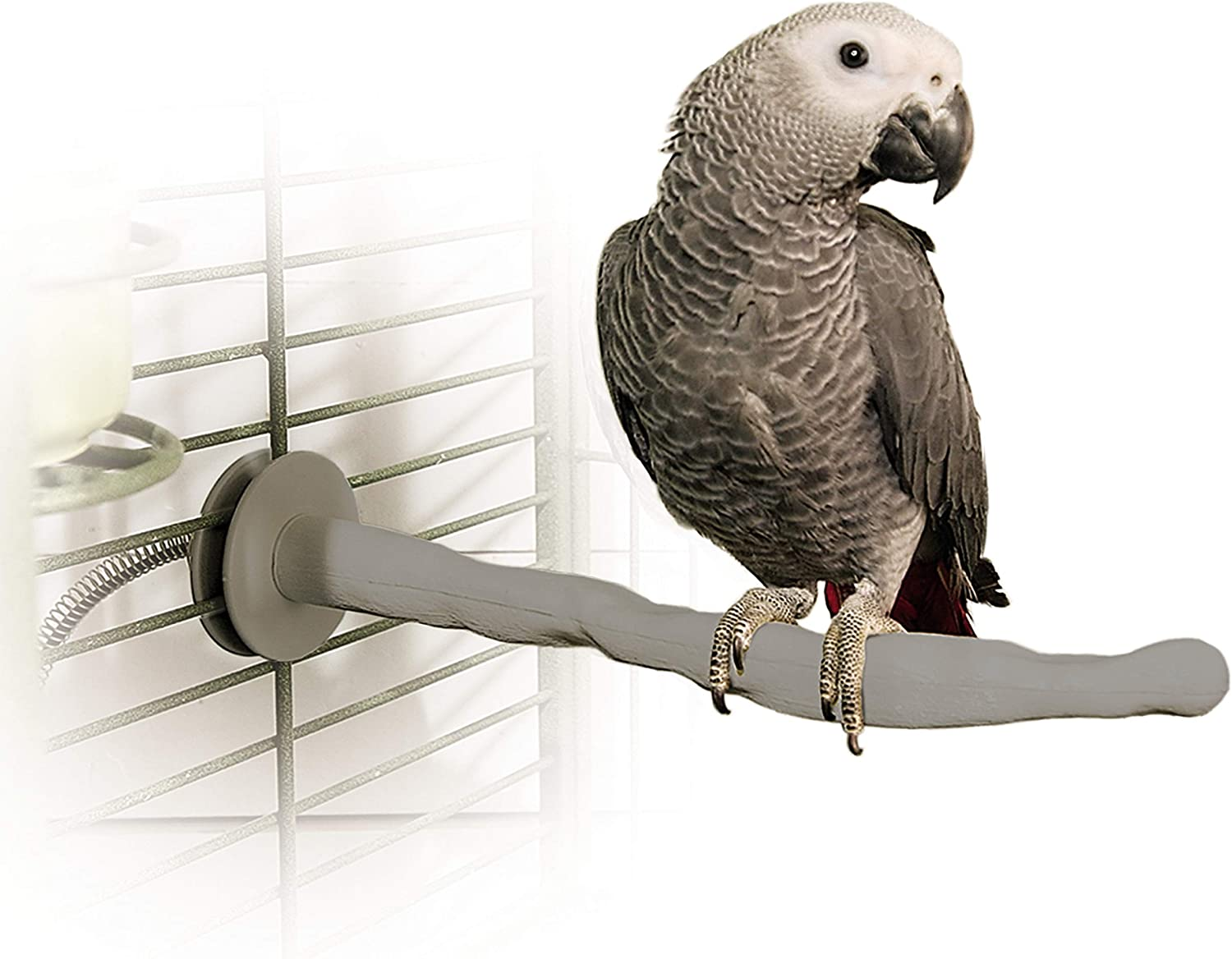 K&H Pet Products Thermo-Perch Heated Bird Perch