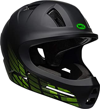 Amazon.com: Bell Drop Youth BMX - Casco para bicicleta y ...