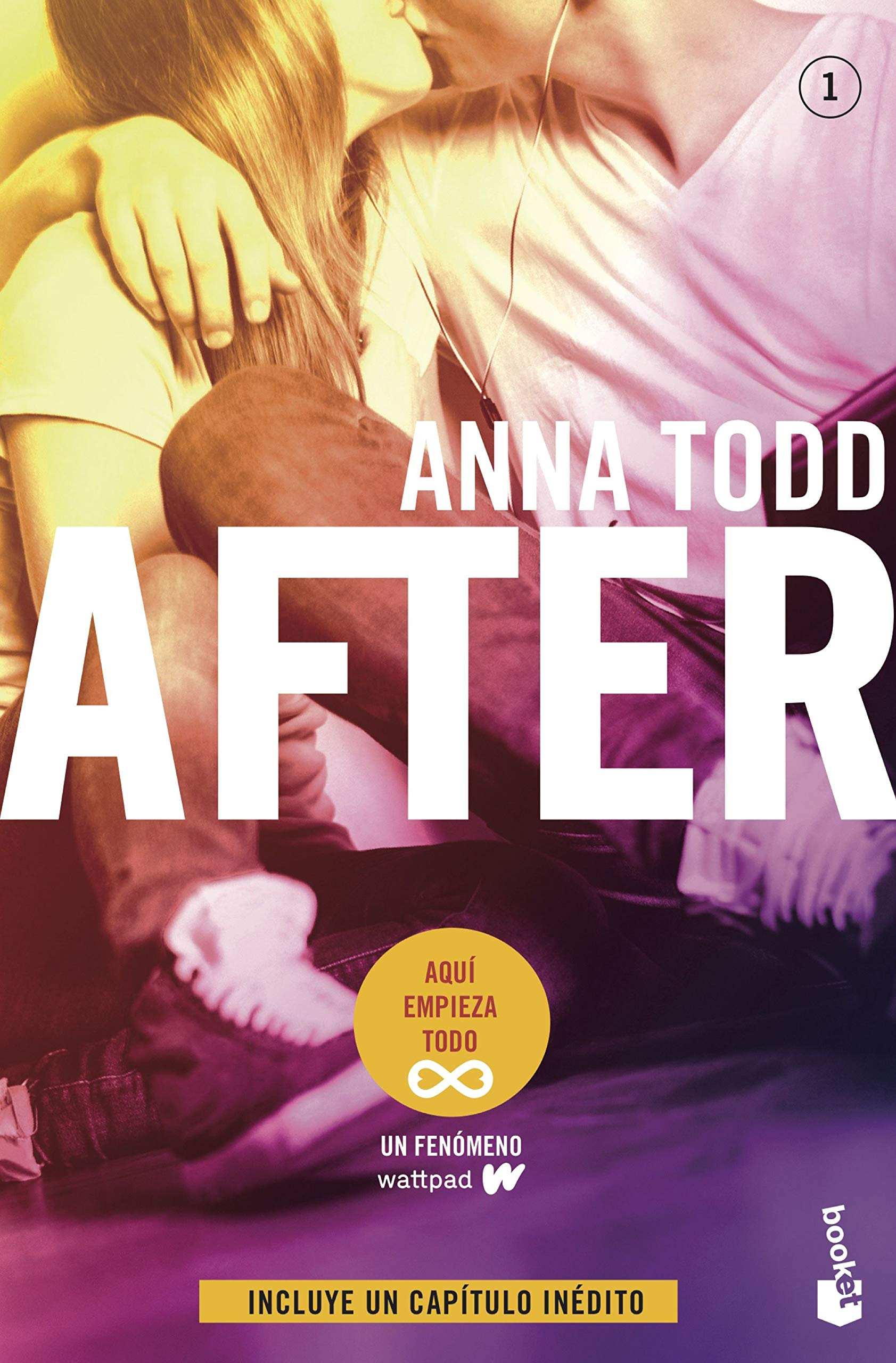 After (Serie After 1) (Verano 2020): Amazon.es: Todd, Anna ...