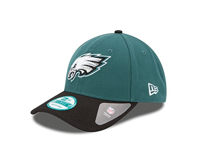 A NEW ERA Era The League Philadelphia Eagles Team Gorra, Hombre, OSFA: Amazon.es: Deportes y aire libre