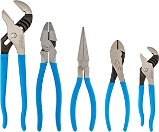 product image for Channellock GS-50 Plier Set, 5-Piece