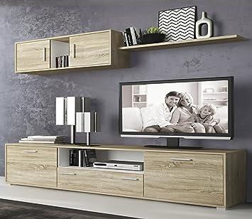 Liquidatodo Muebles De Salon Modernos Y Baratos En Color