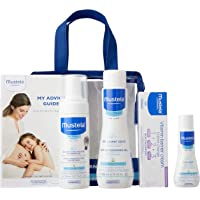 Mustela Newborn Set - for Normal Skin, 4 Pieces