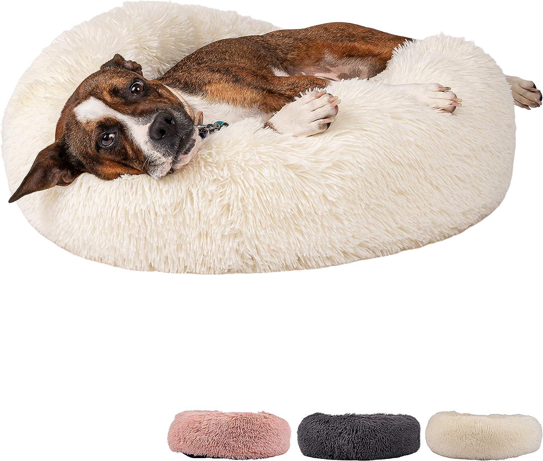 Calming dog pillow