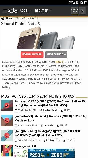 Xiaomi Firmware Xda