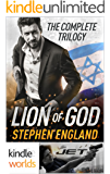 JET: Lion of God: The Complete Trilogy (Kindle Worlds)