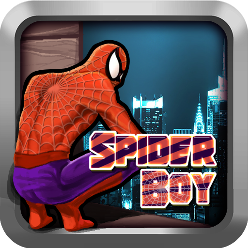 Amazing Spider Boy