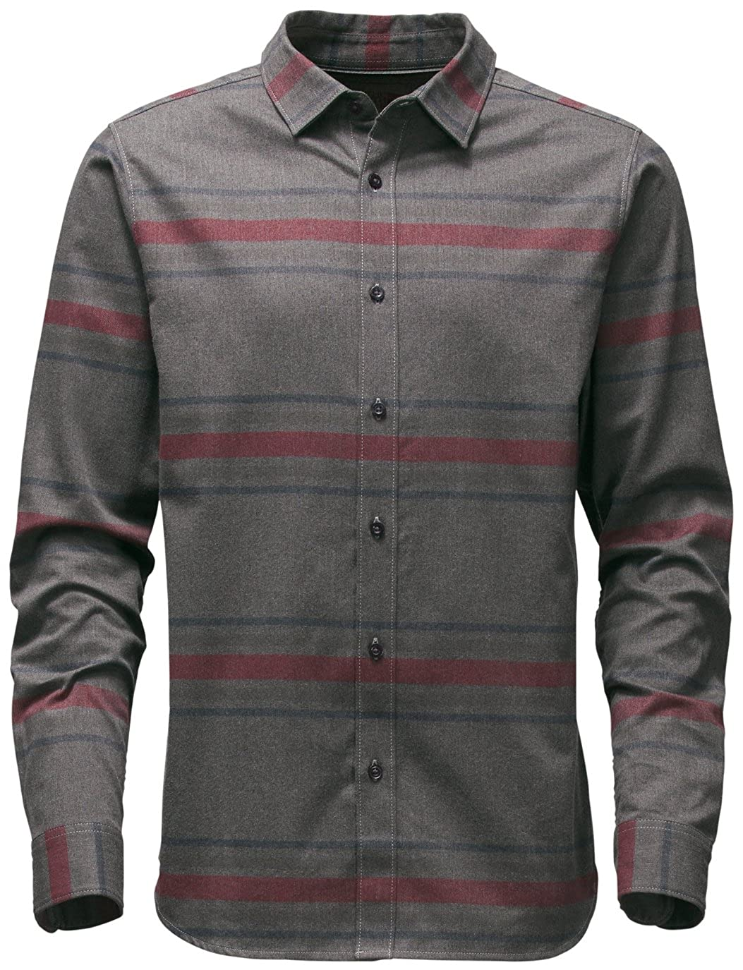 a9002d9dd The North Face Men's Long Sleeve Approach Flannel at Amazon Men's ...