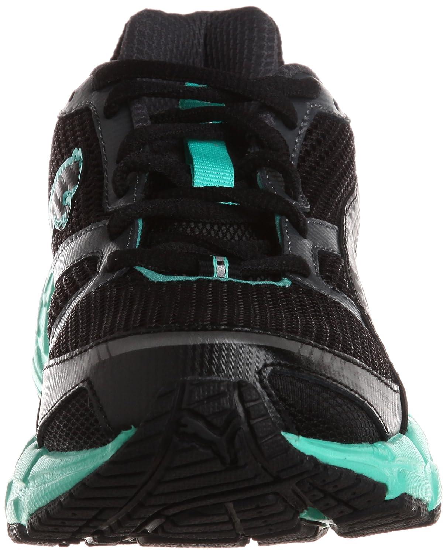 Puma Exsis 3 Zapatillas de deporte corrientes de las mujeres - Zapatos - Negro-BLACK-37.5 UvF0tPlrnI