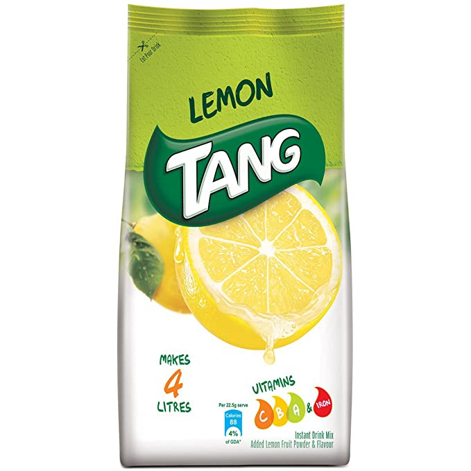 Tang Lemon Instant Drink Mix, 500g Pack