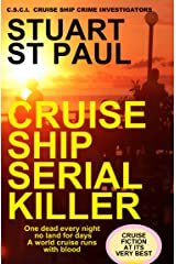 Cruise Ship Serial Killer (C.S.C.I. Book 2) Kindle Edition