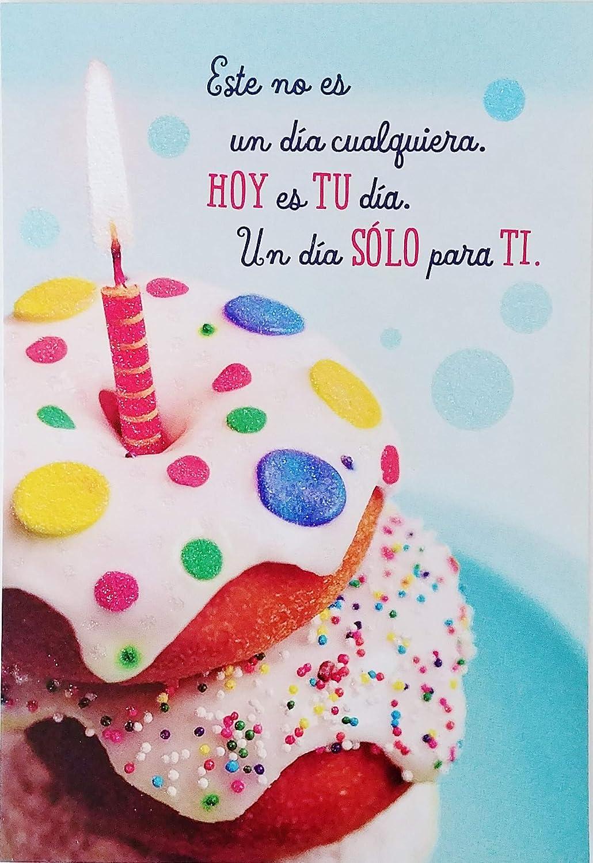 Amazon.com : Hoy Es Tu Dia - A Big Celebration, Love and Best