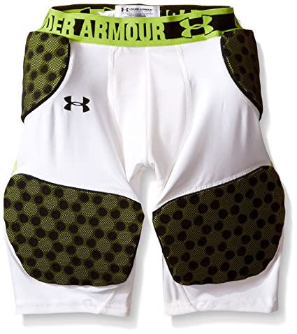 3889c7c00b4 Amazon.com   Under Armour Boys  5-Pad Football Girdle
