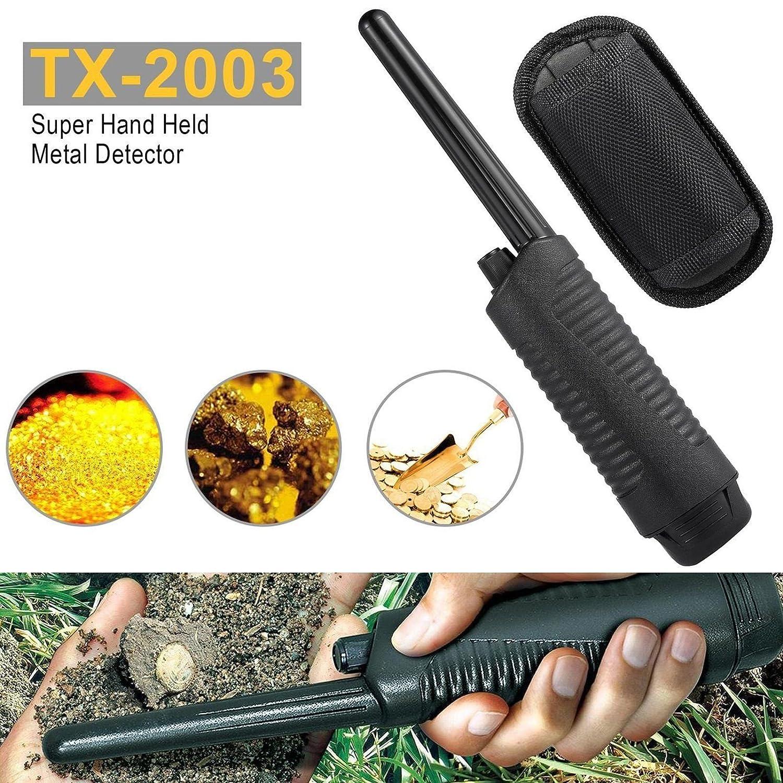 Amazon.com: FidgetFidget Portable Pinpointer Metal Detector Pointer Pro Probe Bounty Hunter Pin Holster: Electronics