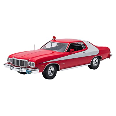 Greenlight Collectibles Artisan Collection - Starsky and Hutch (TV Series 1975-79) - 1976 Ford Gran Torino (1:18 Scale) Vehicle: Toys & Games