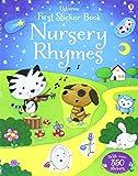 Nursery Rhymes (Usborne First Sticker Books)