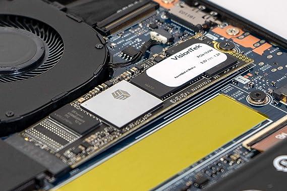 VisionTek Products 901173 PRO2 500GB 2280 M.2 NVME Internal SSD