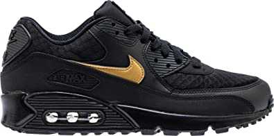 Nike NIKE Air Max 90 sneakers men gap Dis WMNS AIR MAX 90 black black 325,213 064 [199]
