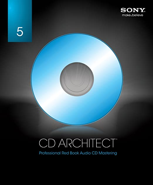Amazon.com: Sony CD Architect 5.2 [Download]: Software