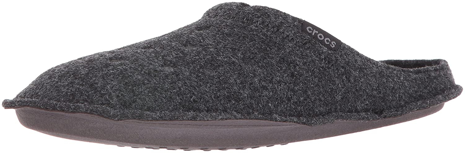 Crocs Classicslipper, Chaussons Chaussons Mixte Adulte Noir Noir 11979 (Black/Black) f1eda38 - therethere.space
