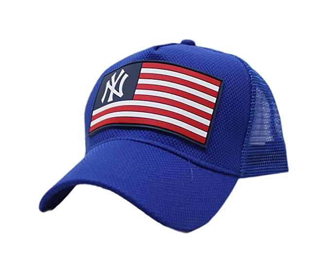 ec8f48ea64a09 Image Unavailable. Image not available for. Colour  BIZZARE NY Baseball Cap  ...