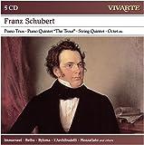 Schubert : Les Trios pour piano / Quintette pour piano : La Truite / Quintette à cordes / Octuor