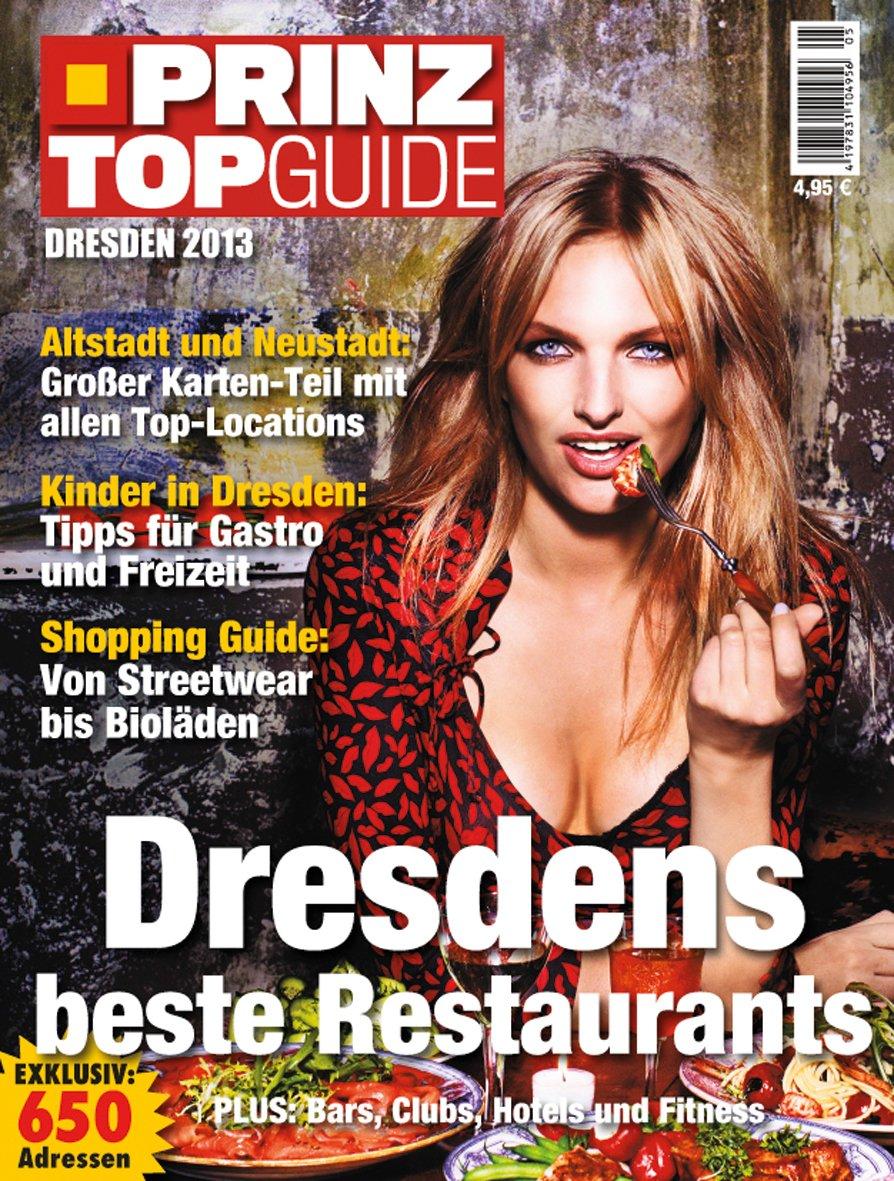 Prinz Top Guide Dresden 2013