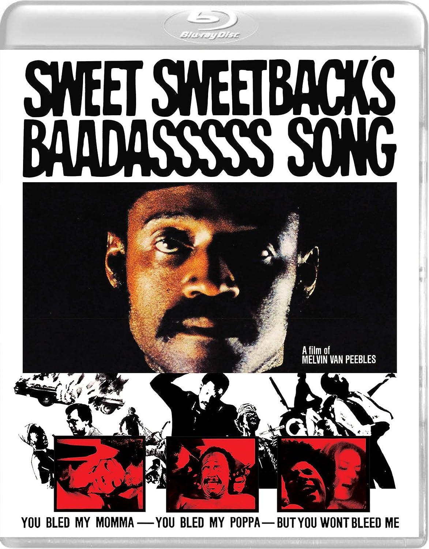 Amazon com: Sweet Sweetback's Baadasssss Song [Blu-ray/DVD