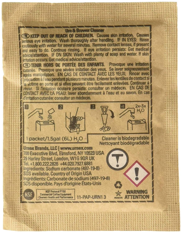 Kitchen & Dining Coffee, Tea & Espresso Urnex 48-Count Original ...