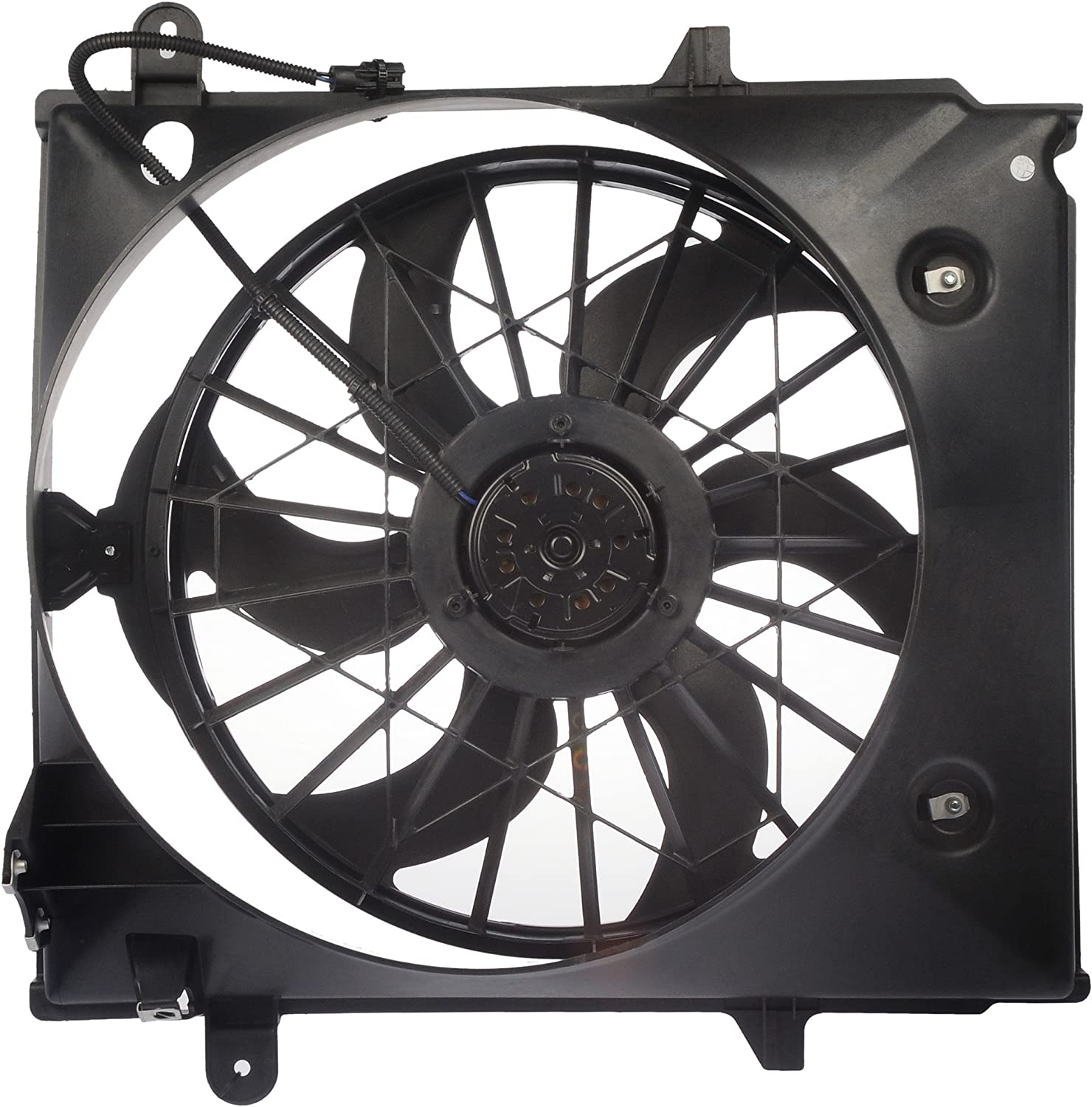 Dorman 620-162 Radiator Fan Assembly for Ford Ranger