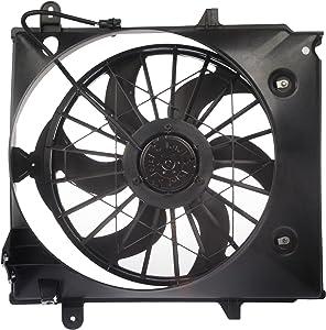 Dorman 620-162 Engine Cooling Fan Assembly for Select Ford Models