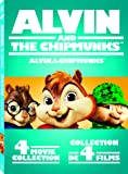 Alvin And The Chipmunks Movie Collection (Bilingual)