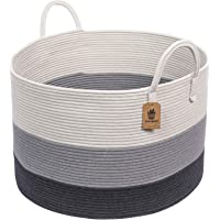 """INDRESSME XXXLarge Woven Rope Basket 