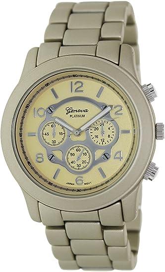 Geneva Platinum 2243.GOLD Hombres Relojes