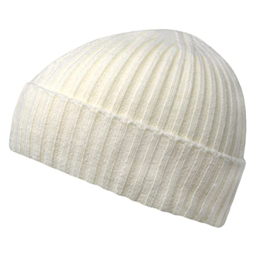 6313958e1dfa18 Knitted Woolly Winter Warm Cable Knit Winter Beanie Hats (Black):  Amazon.co.uk: Clothing