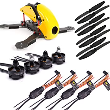 USAQ RoboCat 270 mm FPV Racing Drone Kit de construcción con ...