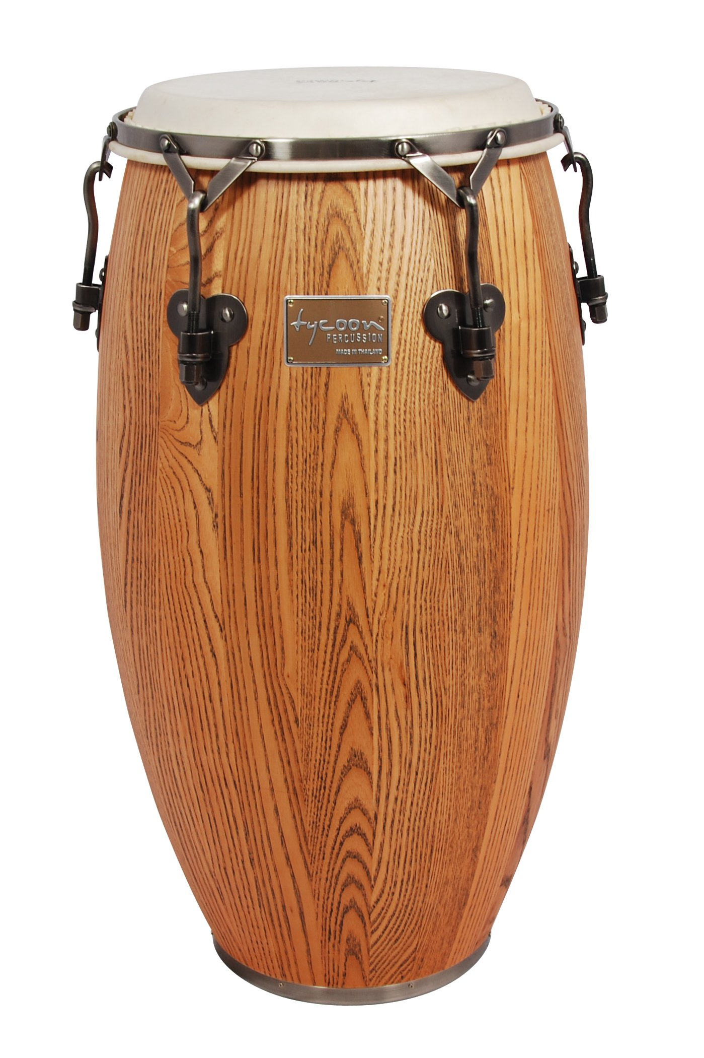 Tycoon Percussion 11 3/4 Inch Signature Grand Series Conga With Single Stand