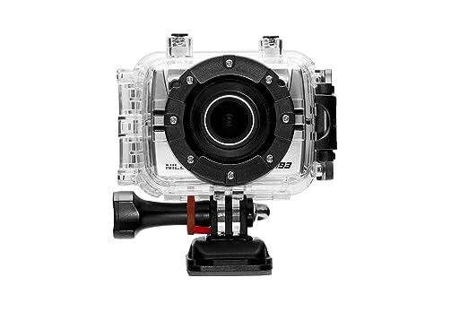 5 opinioni per Nilox F-60 Marc Marquez Action Cam 1080I, 60 Fps, Schermo e Accessori Inclusi,