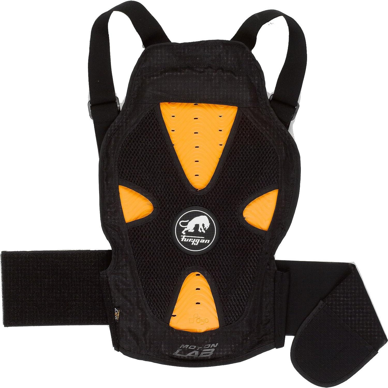 Protection Dorsale XP1 Noir FURYGAN