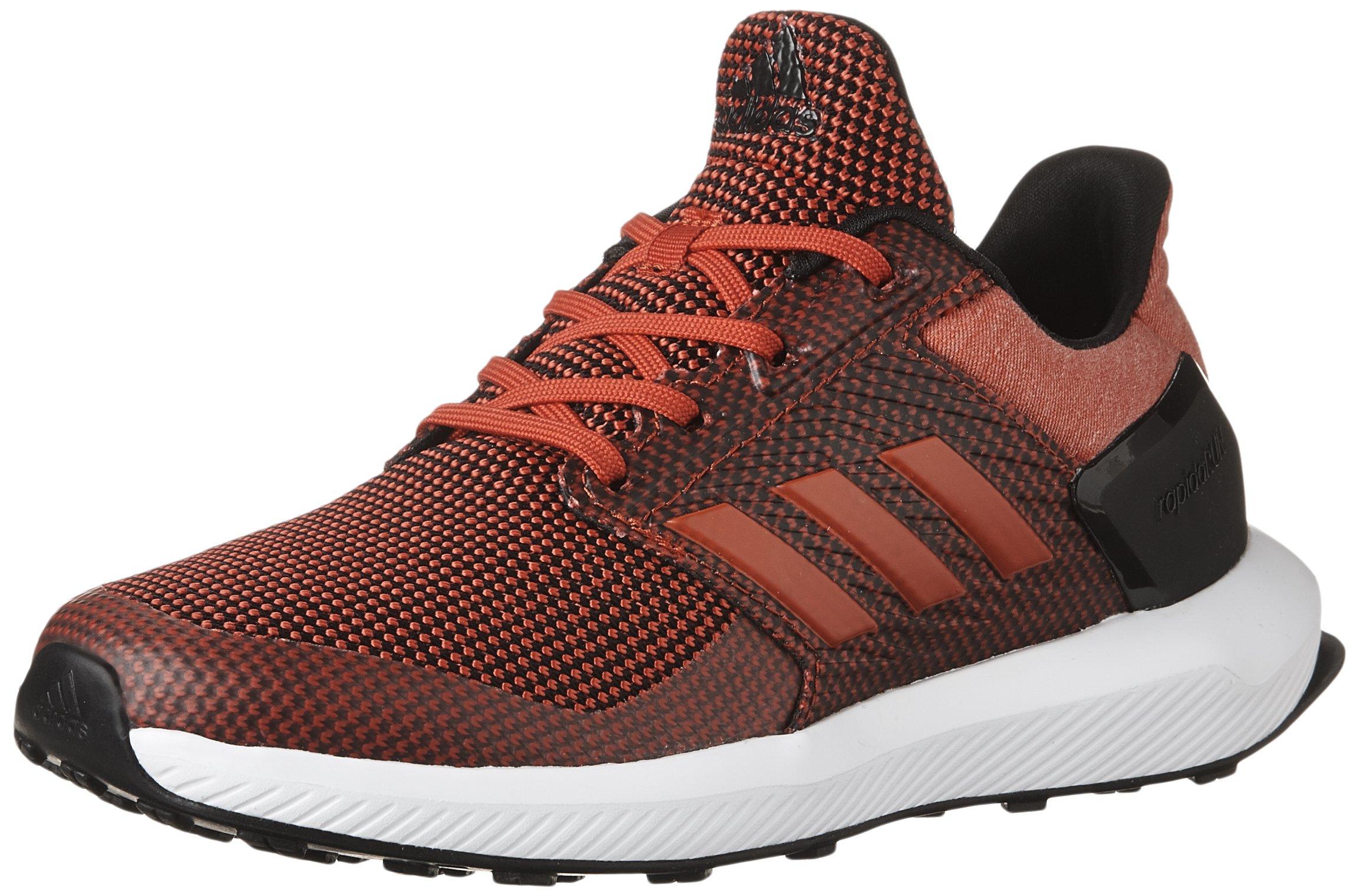 abd9cc050fa4 Galleon - Adidas Boys  RapidaRun Running Shoe