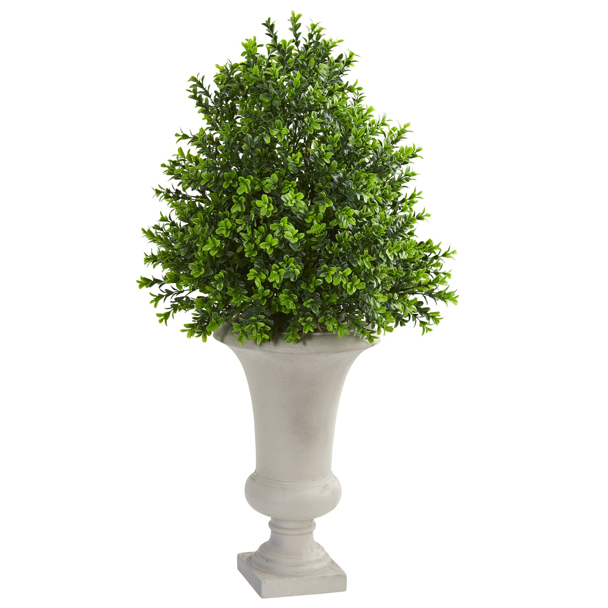 Nearly Natural Sweet Grass Artificial Plant in Urn