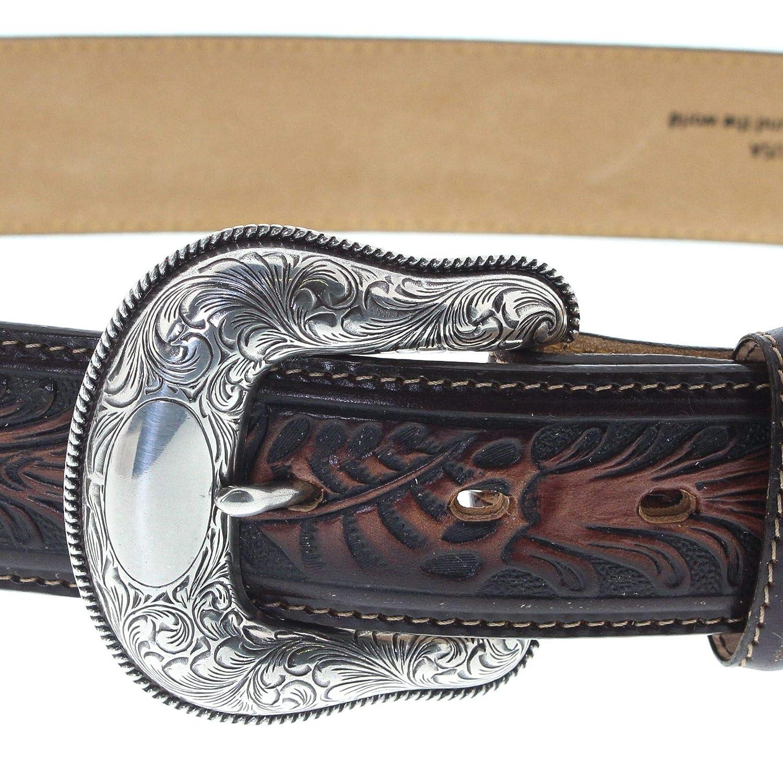 3bb1588620c71a FB Fashion Boots Justin Belts Unisex Gürtel C13718 Westerngürtel  Ledergürtel Braun: Amazon.de: Bekleidung