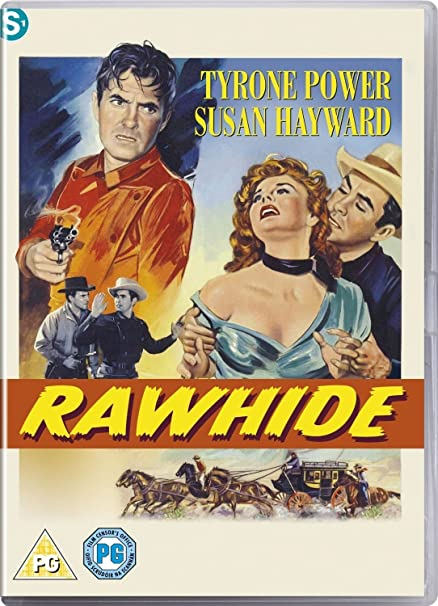 Amazon.com: Rawhide [DVD]: Movies & TV