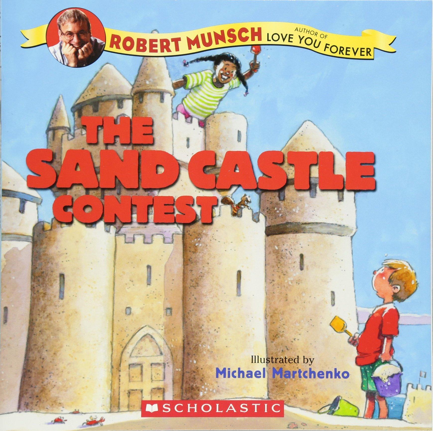 The Sand Castle Contest ebook